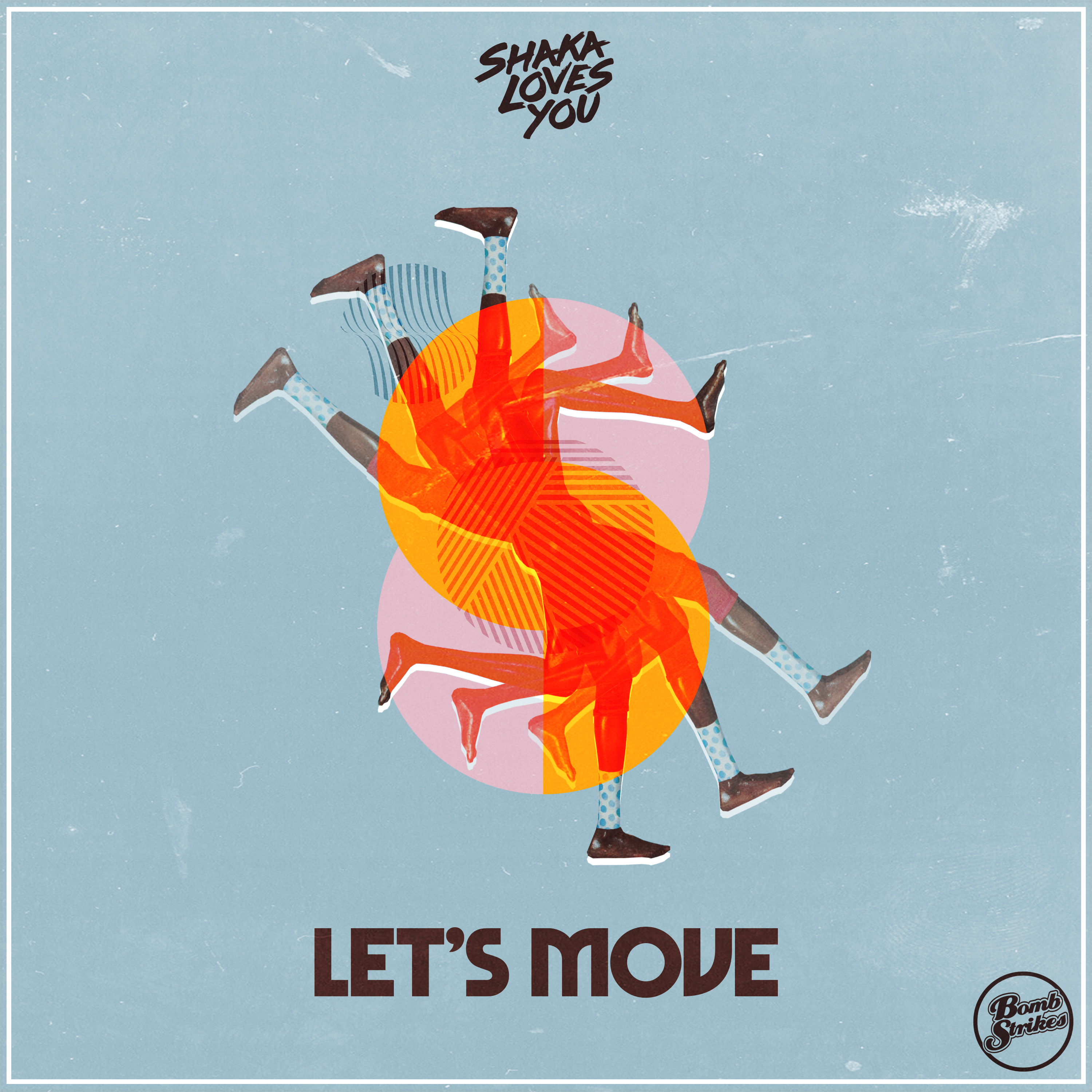 Shaka Loves You - Let's Move Image