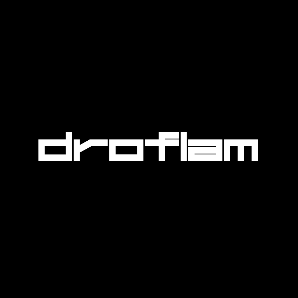 Droflam Radio Logo