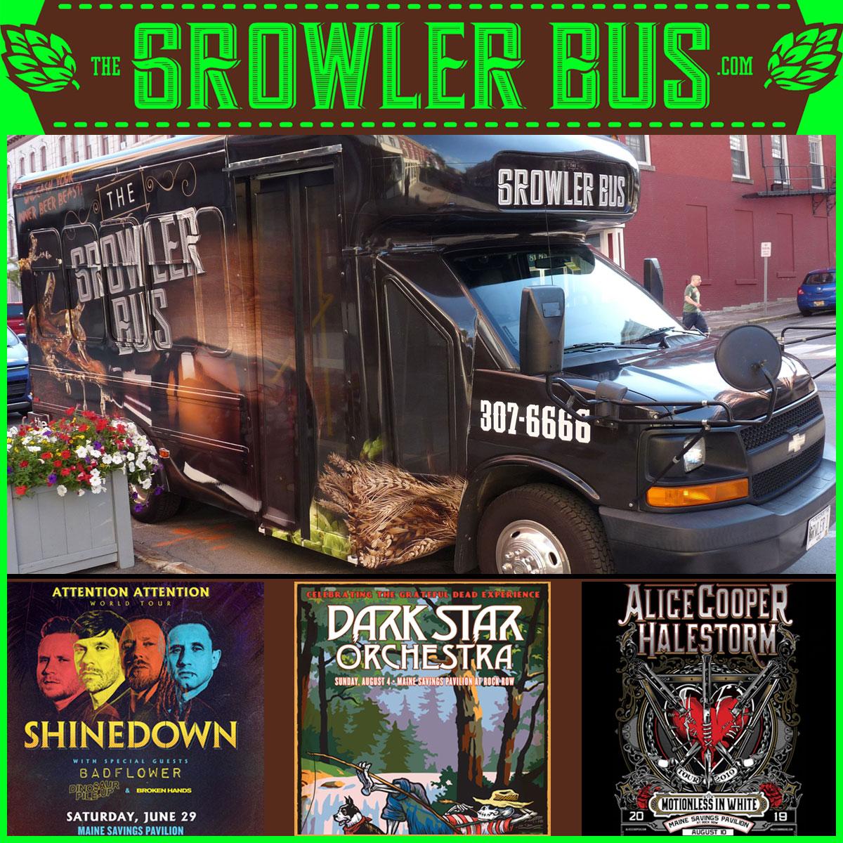 Growler Bus Package