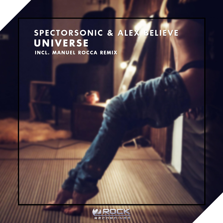Universe (Incl. Manuel Rocca Remix) Image