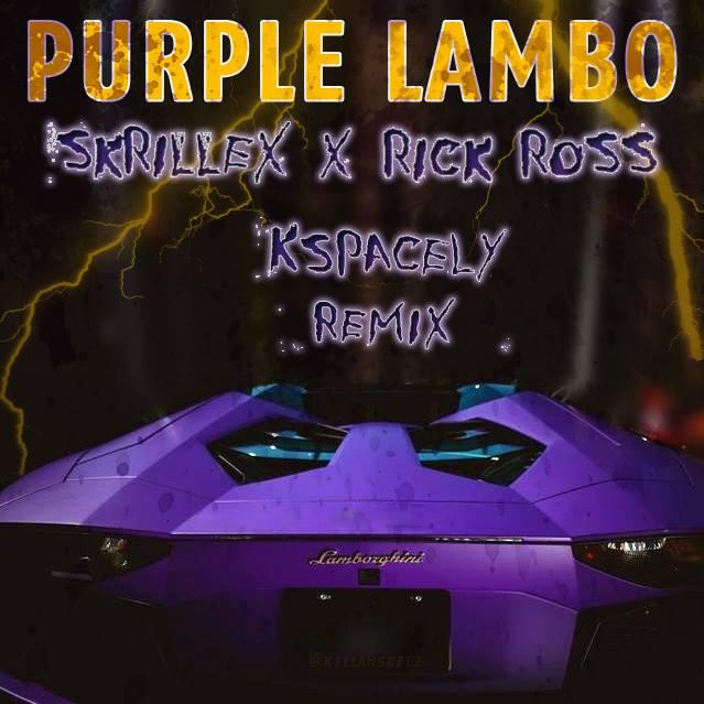 Skrilllex X Rick Ross Purple Lamborghini K Spacely Remix By K