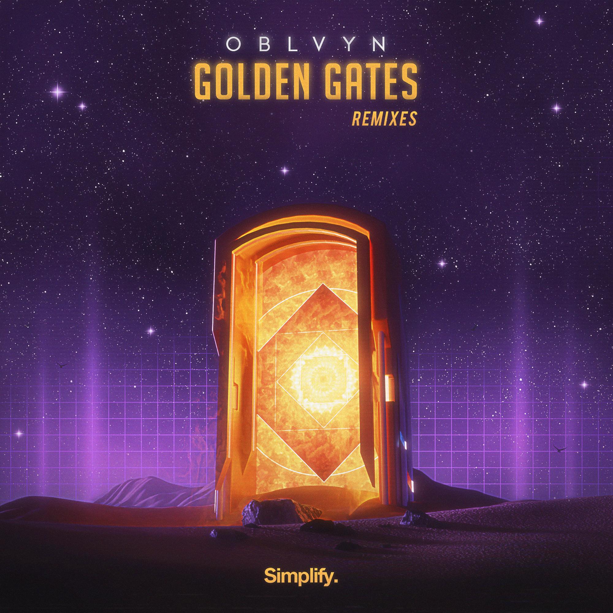 Golden Gates (Remixes) Image