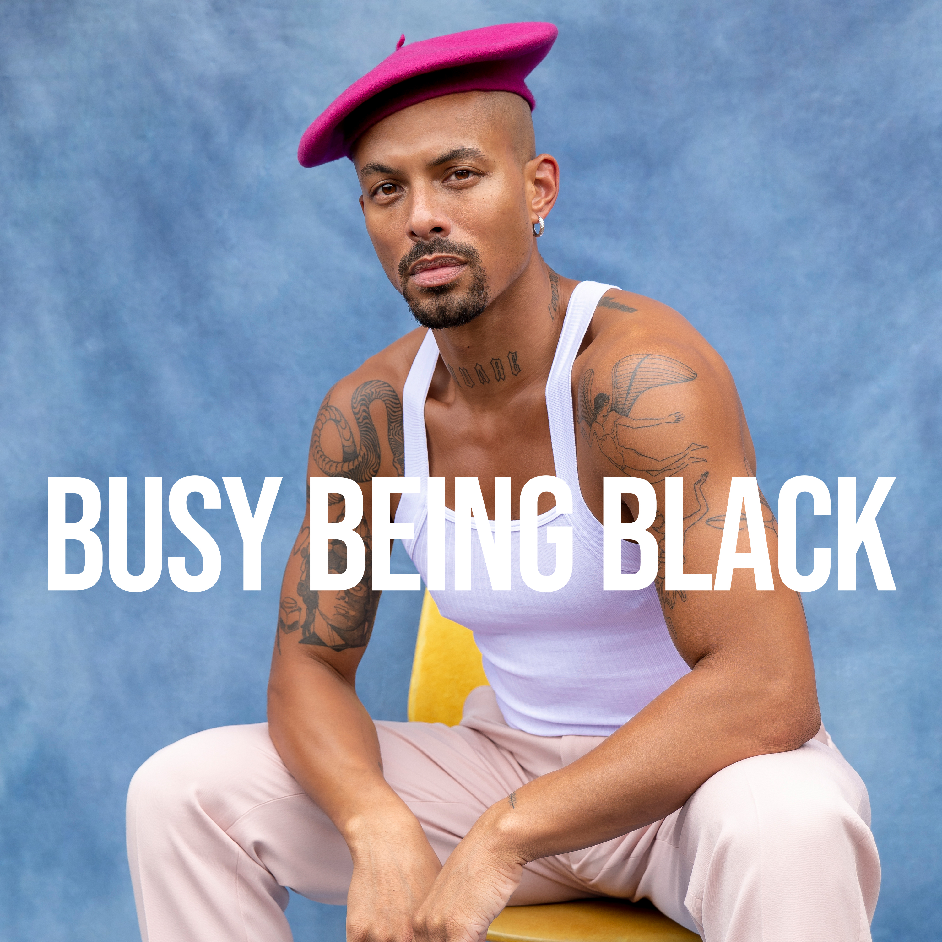 Busy Being Black Image