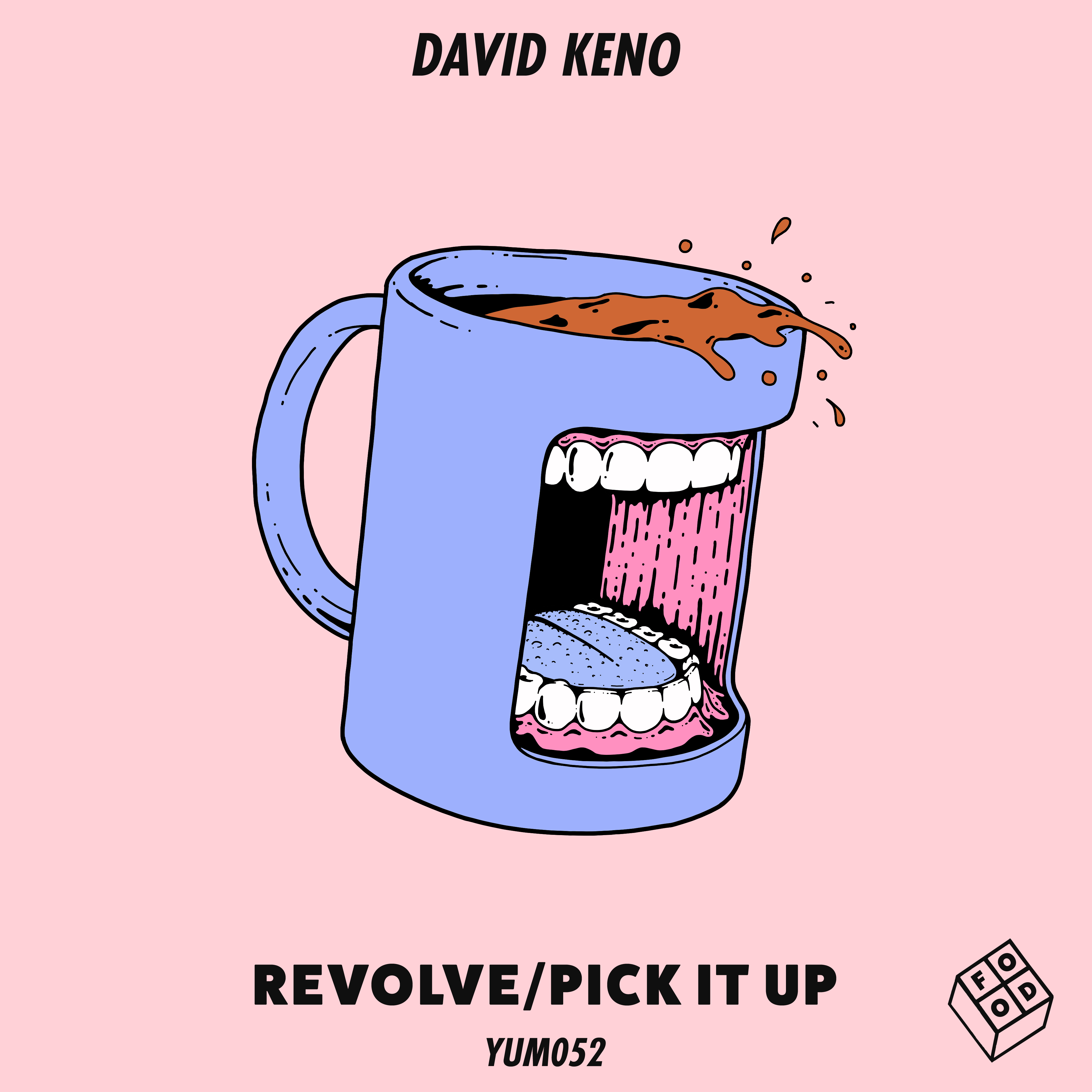 Revolve/Pick It Up || Food Music Image