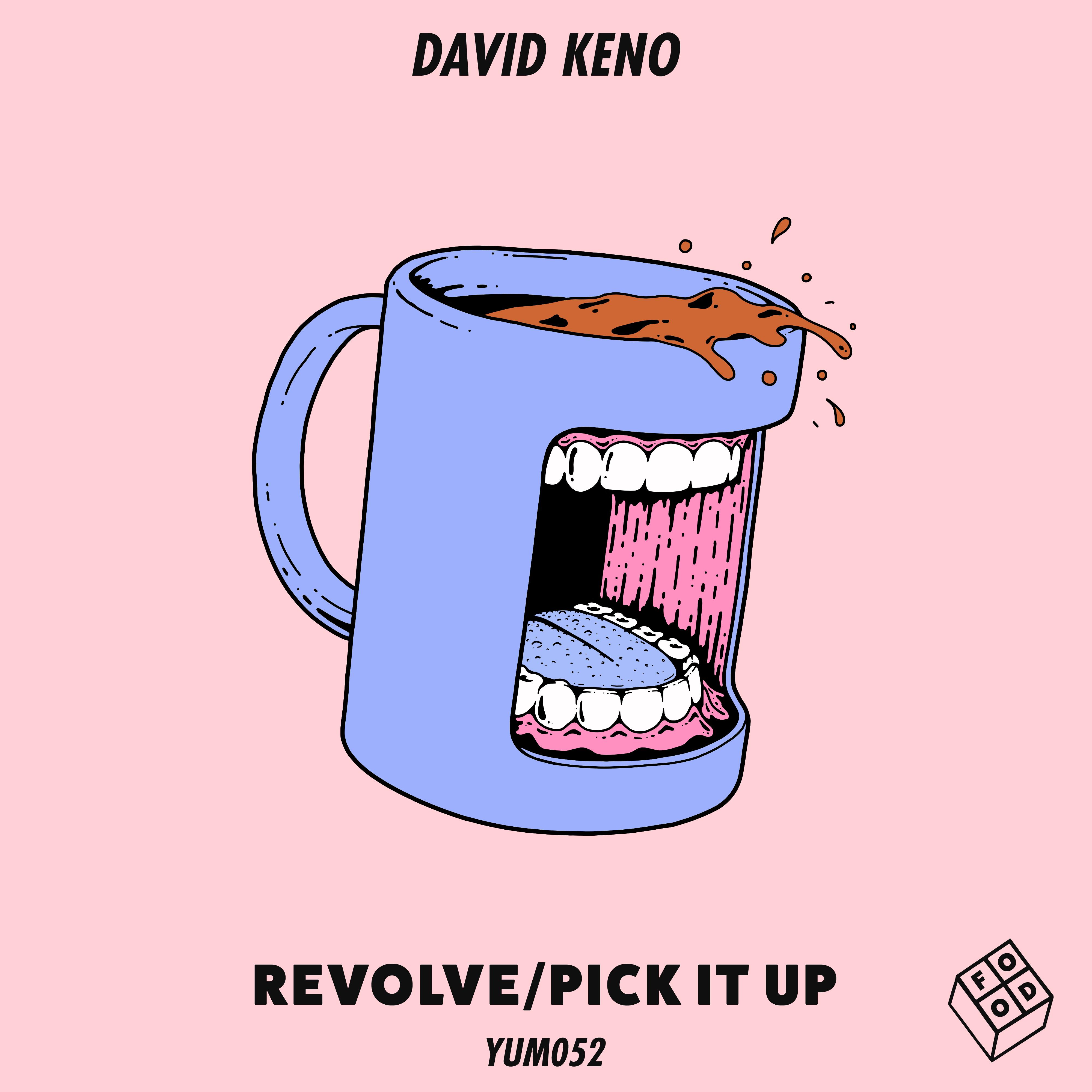 Revolve/Pick It Up || Food Music Image