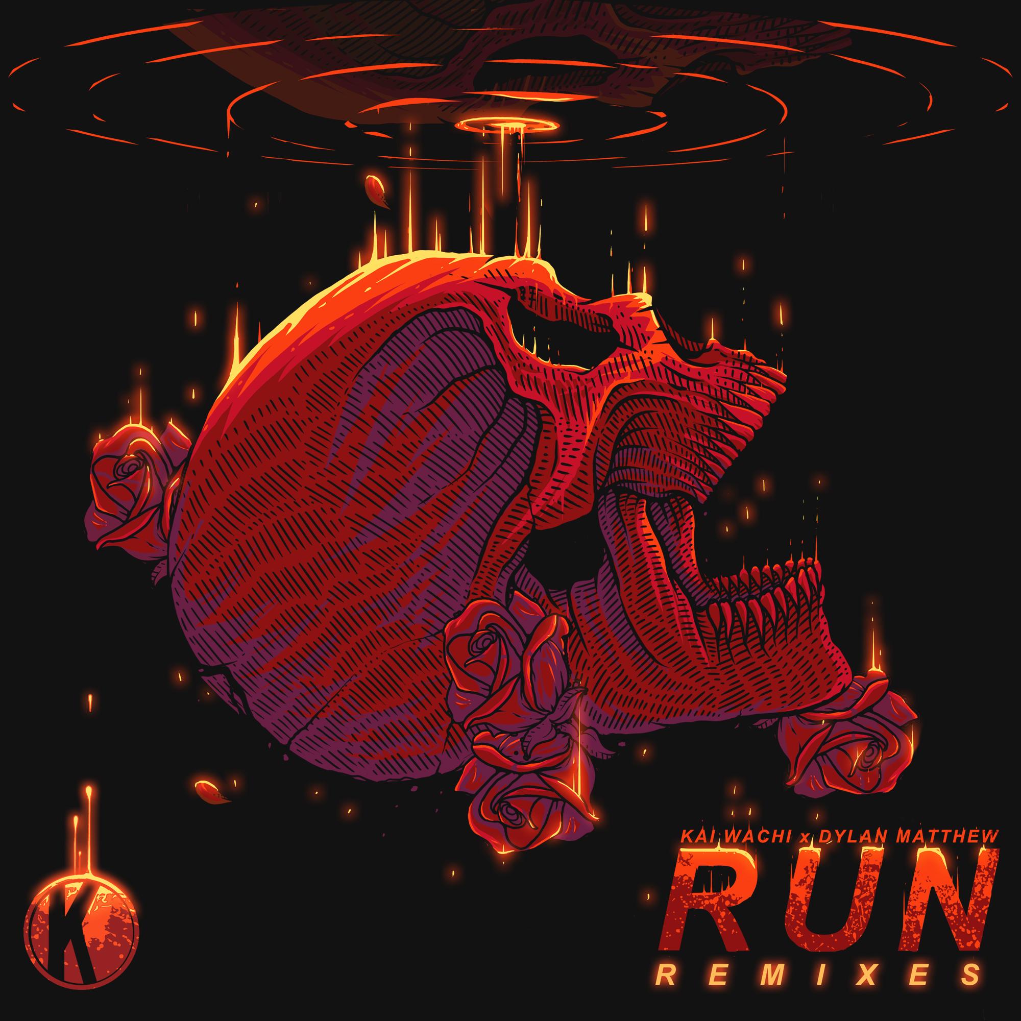 Run (Remixes) EP Image