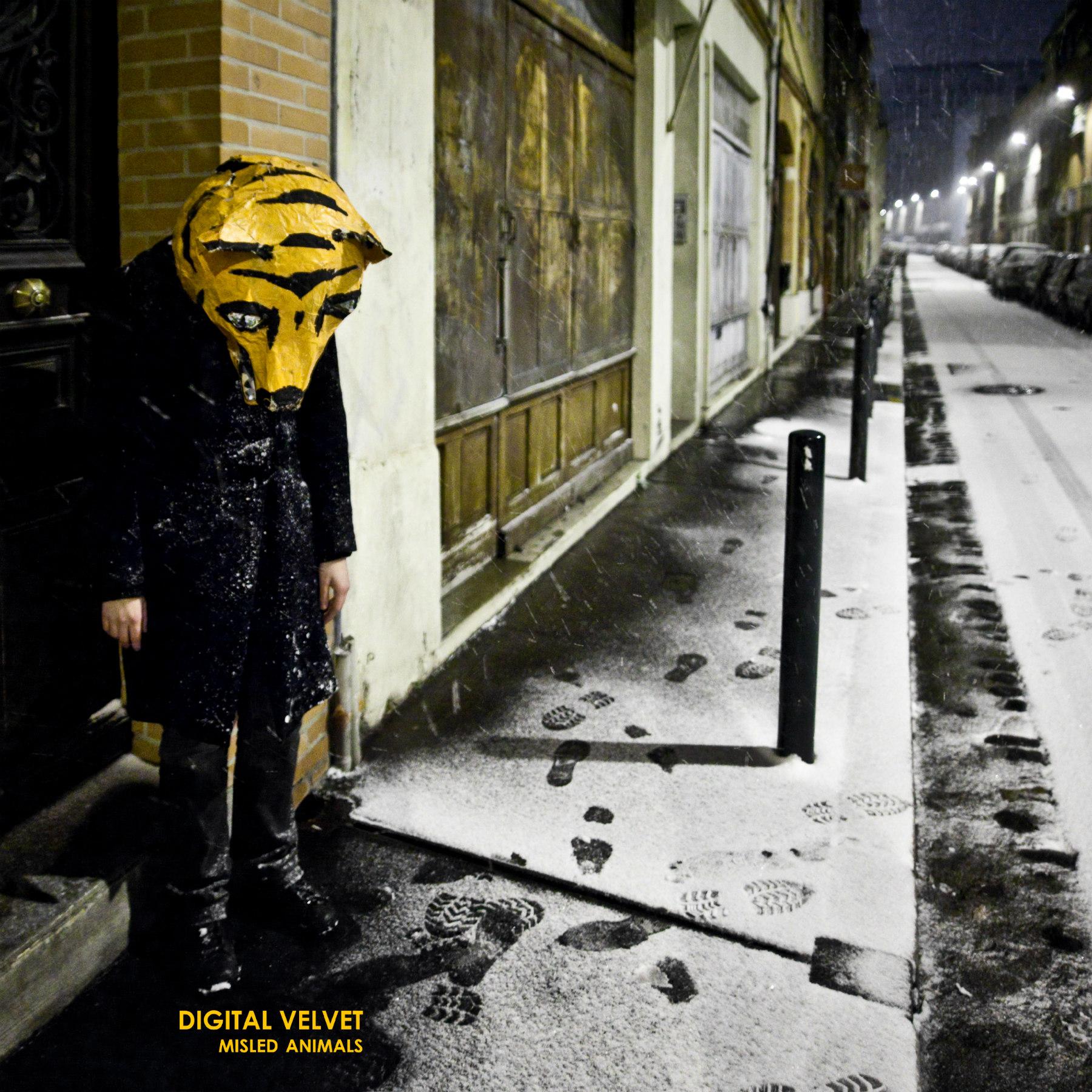 Misled Animals EP I Digital Velvet Image