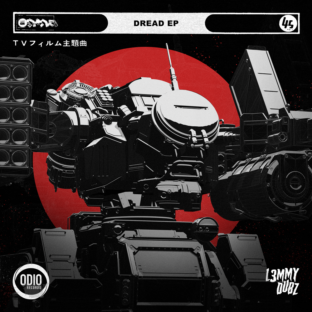 Dread EP Image