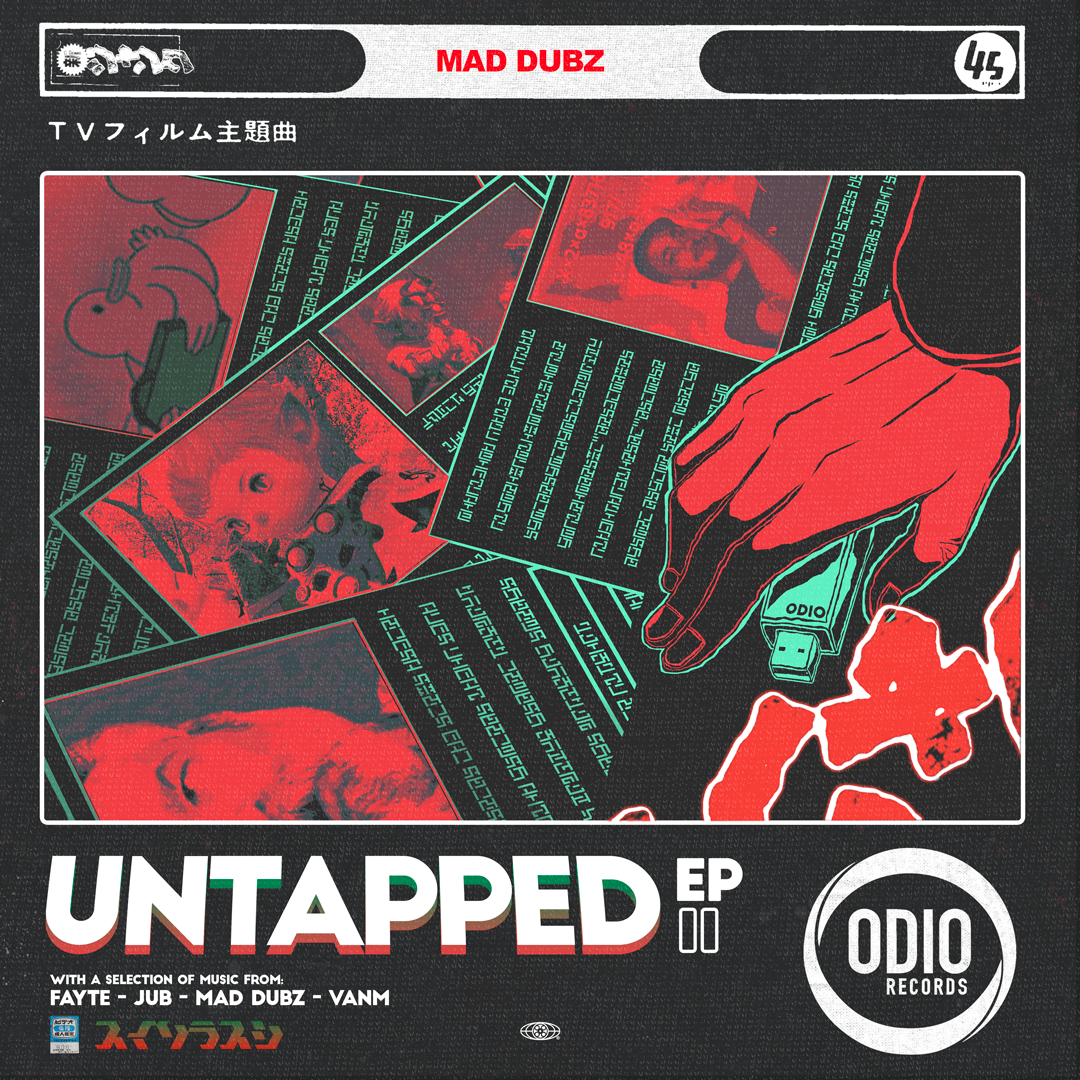 Untapped Vol. 11: Presented by MAD DUBZ Image