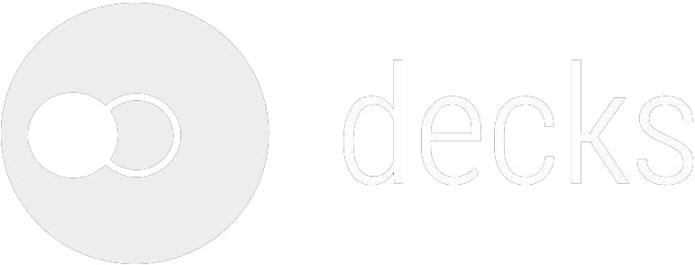 Decks Records Logo