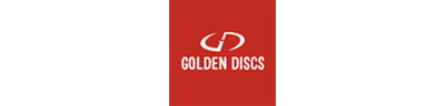 Golden Discs CD Logo