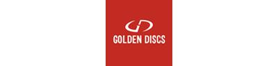 Golden Discs Vinyl Logo