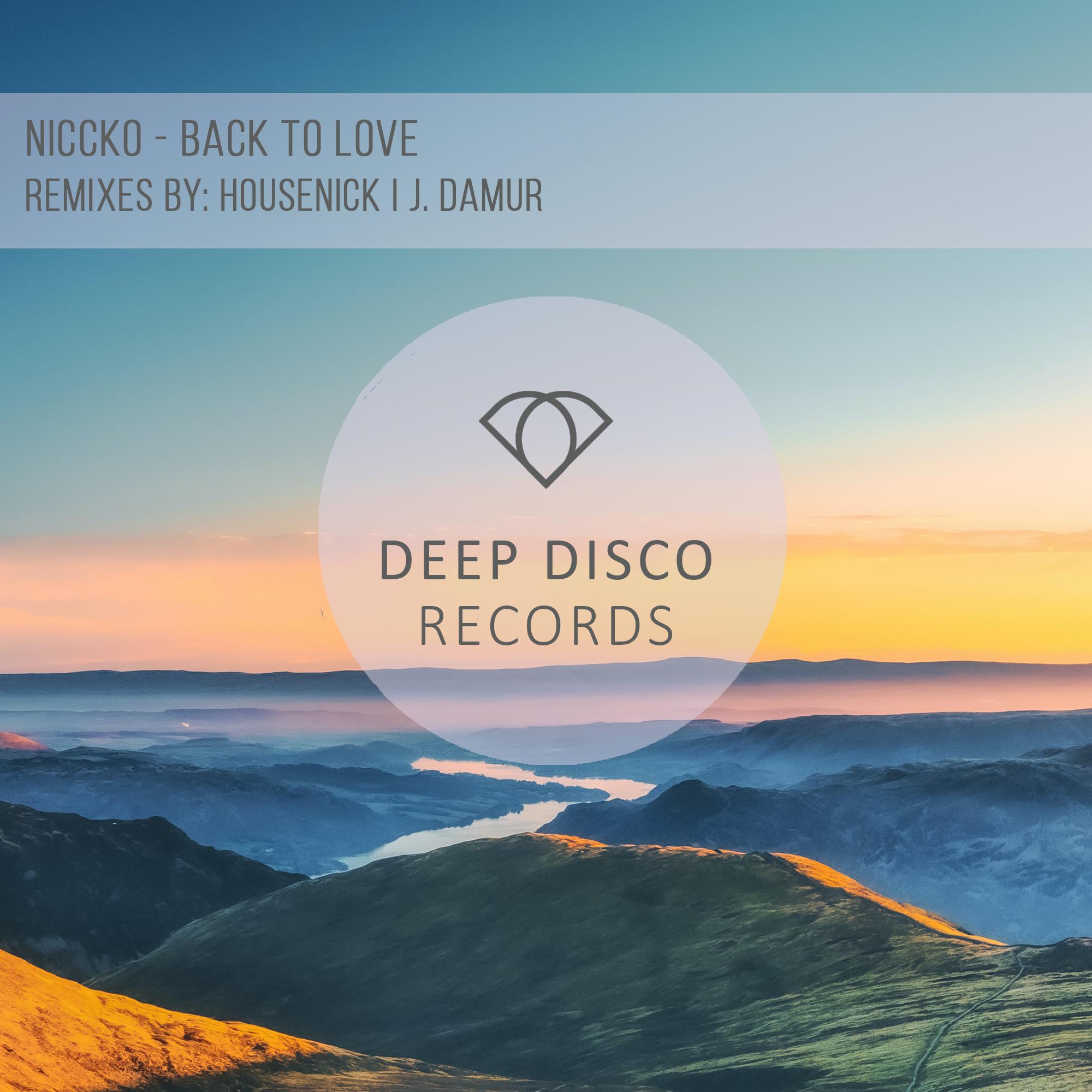 NICCKO - Back to Love Image