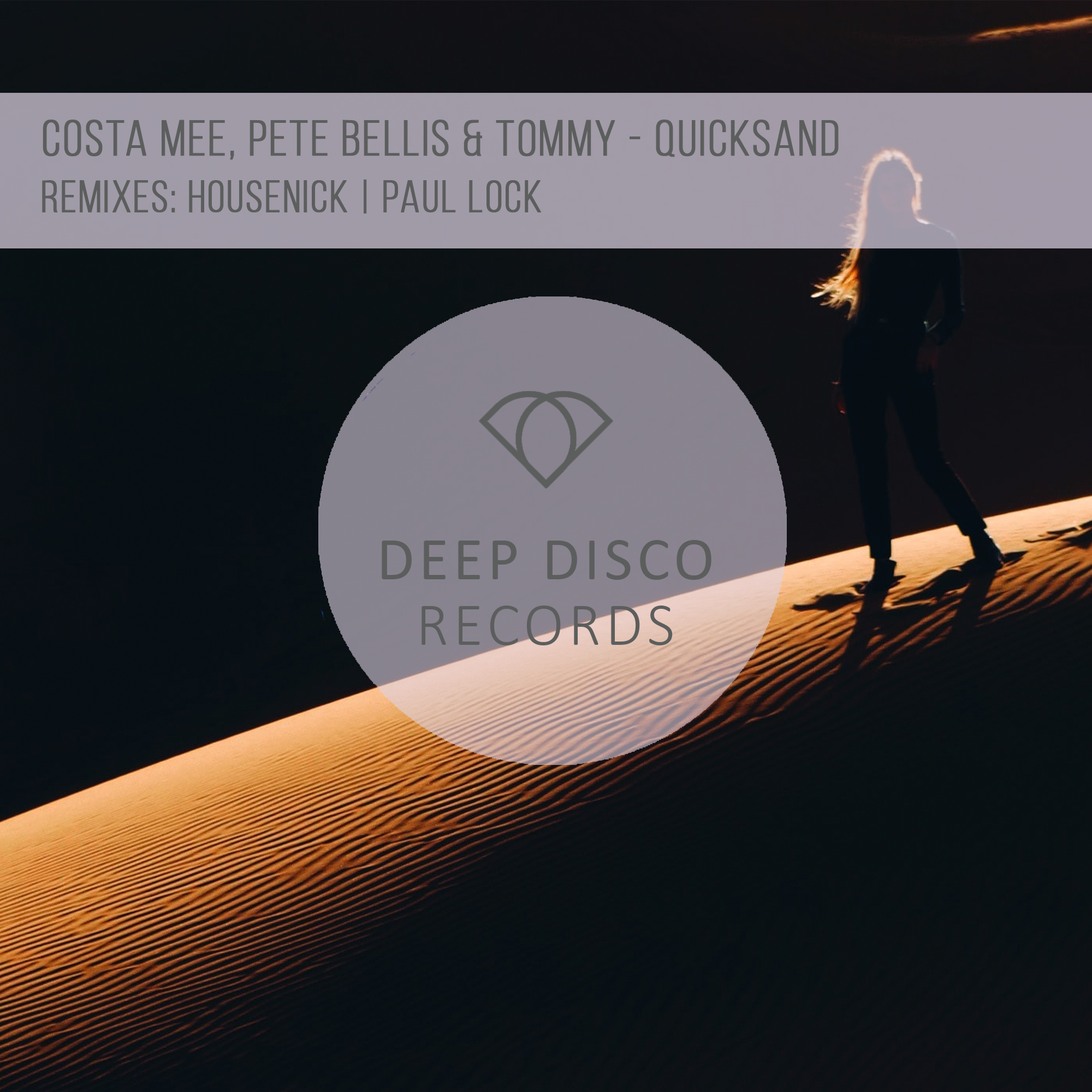 Costa Mee, Pete Bellis & Tommy - ‎Quicksand  Image