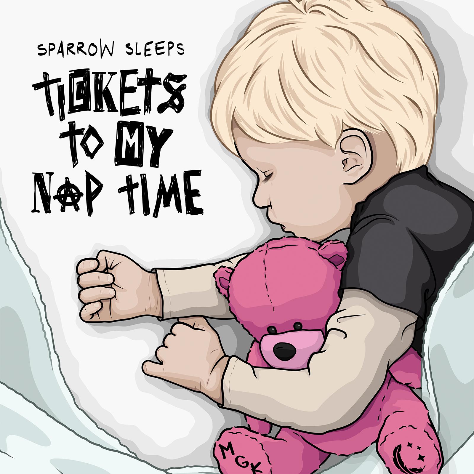 Machine Gun Kelly lullabies - Tickets to My Nap Time Image