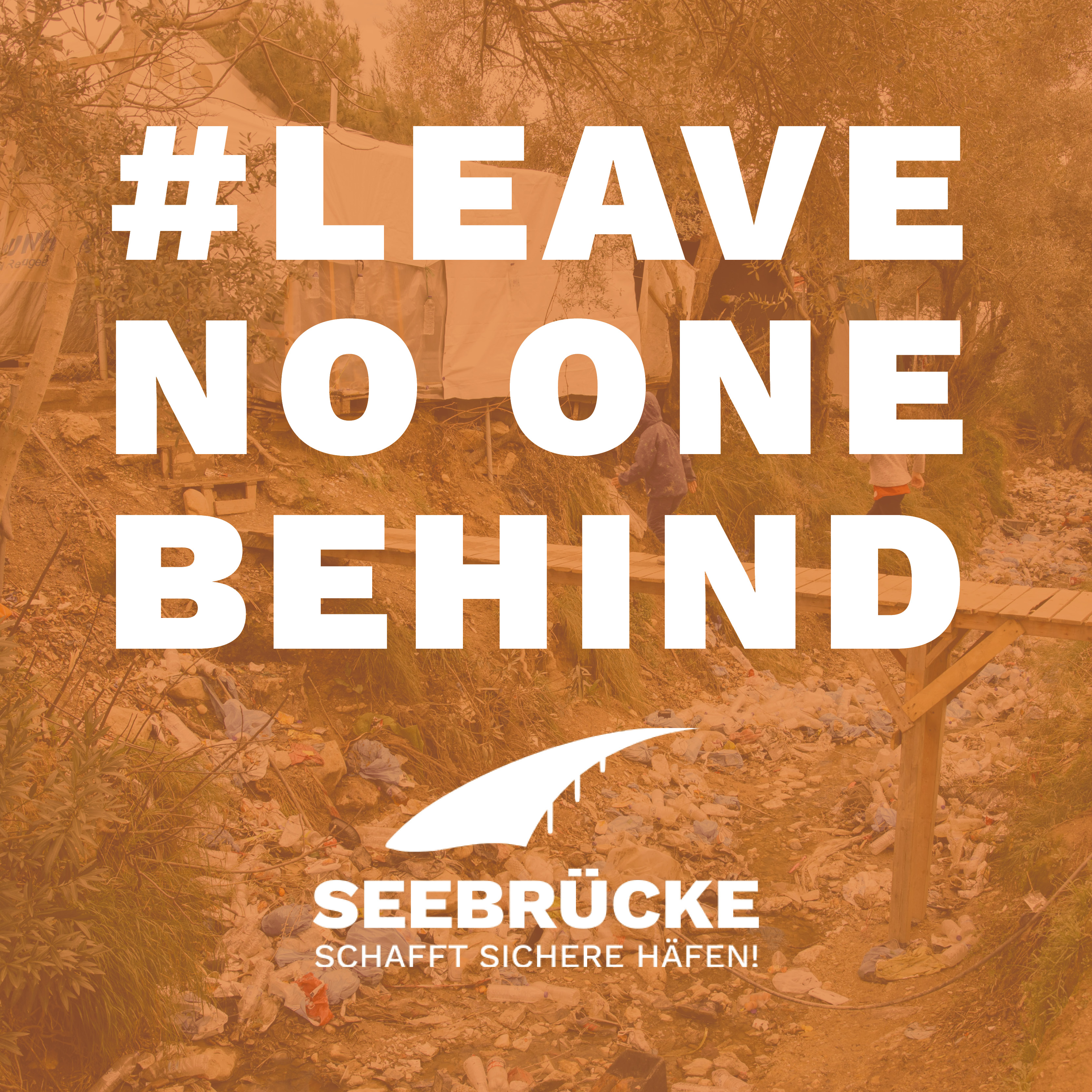 Leave No One Behind Image