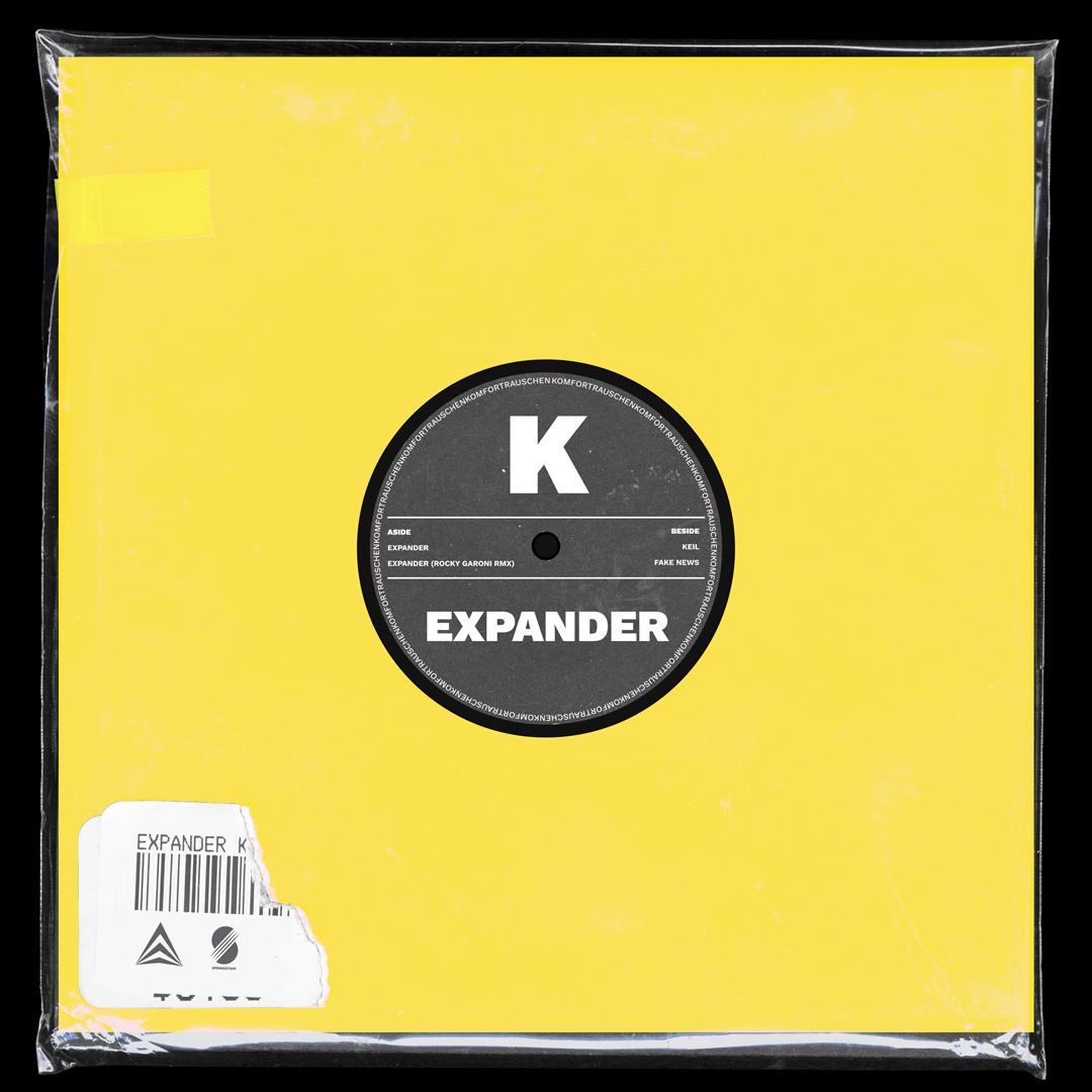 EXPANDER EP Image
