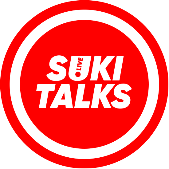 Suki Talks Podcast Image