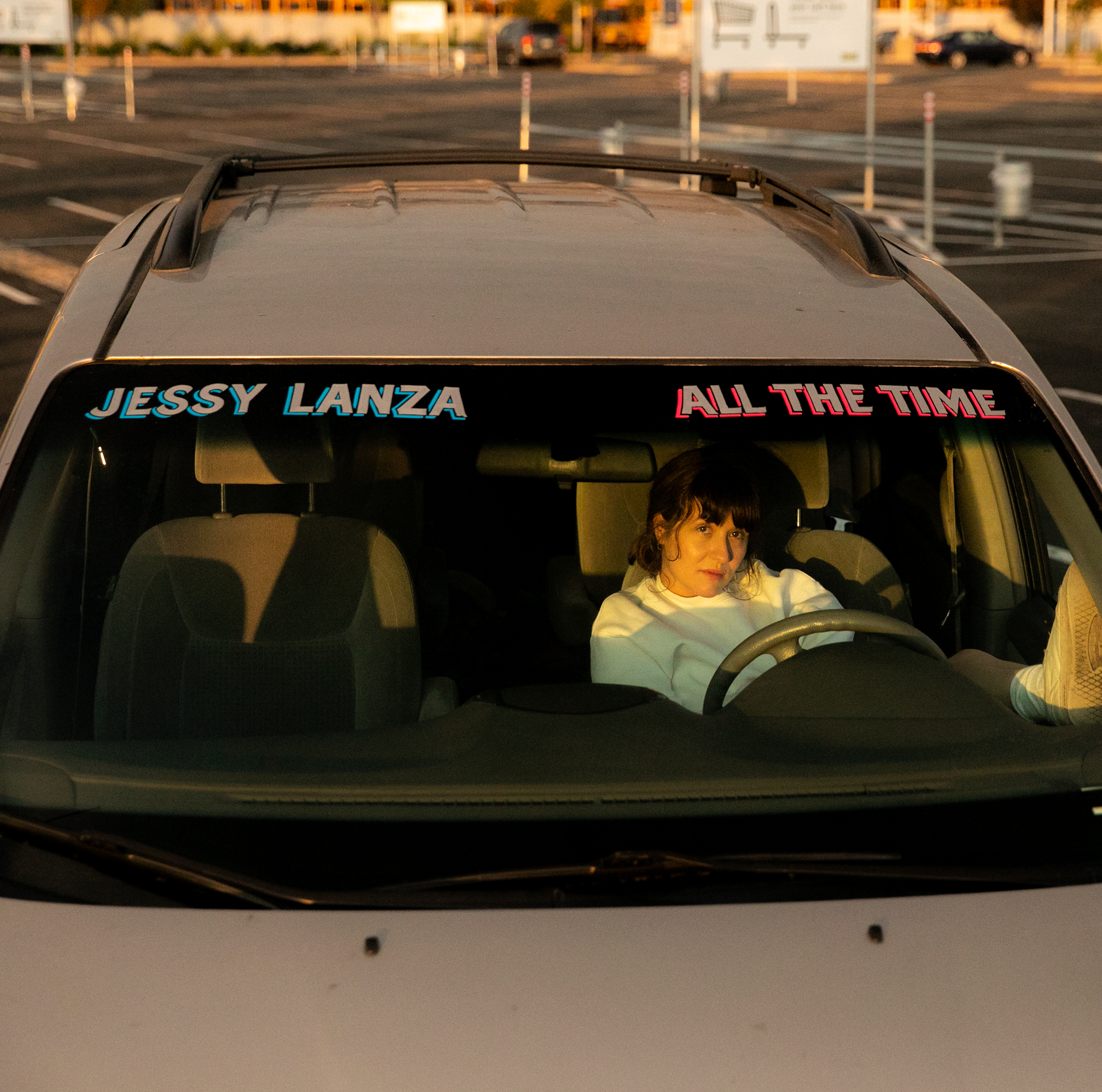 Jessy Lanza, All The Time Image