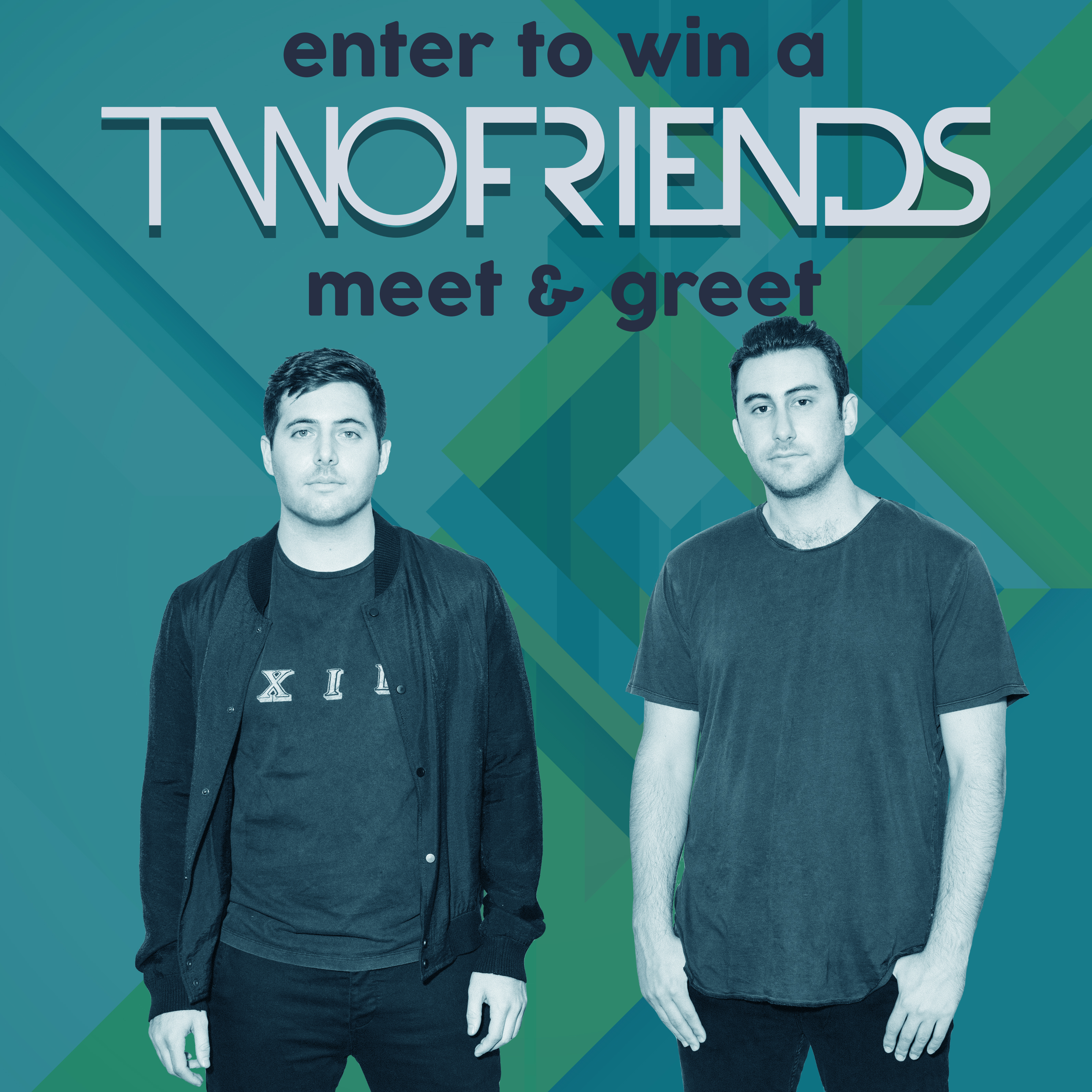 Two Friends Marquee Meet Greet Contest Enter To Win On Toneden