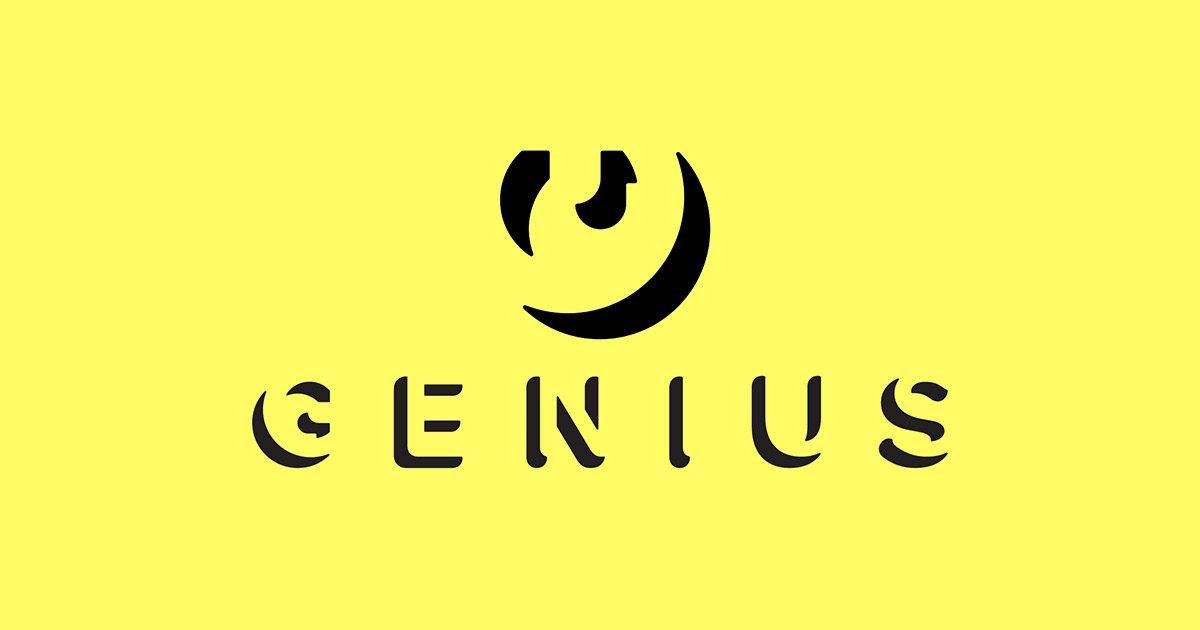 Genius Lyrics Logo
