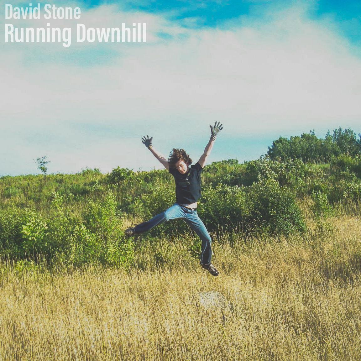 Running Downhill Image