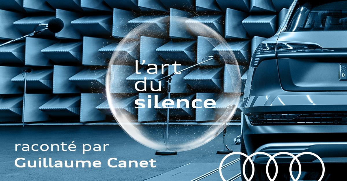L'art du silence, raconté par Guillaume Canet