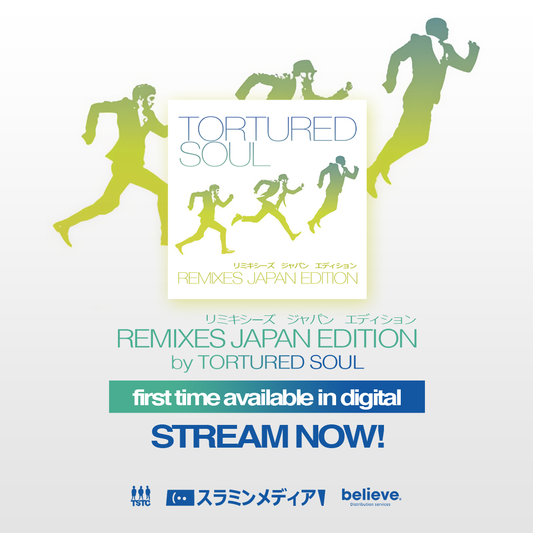 Tortured Soul Remixes Japan Edition Image