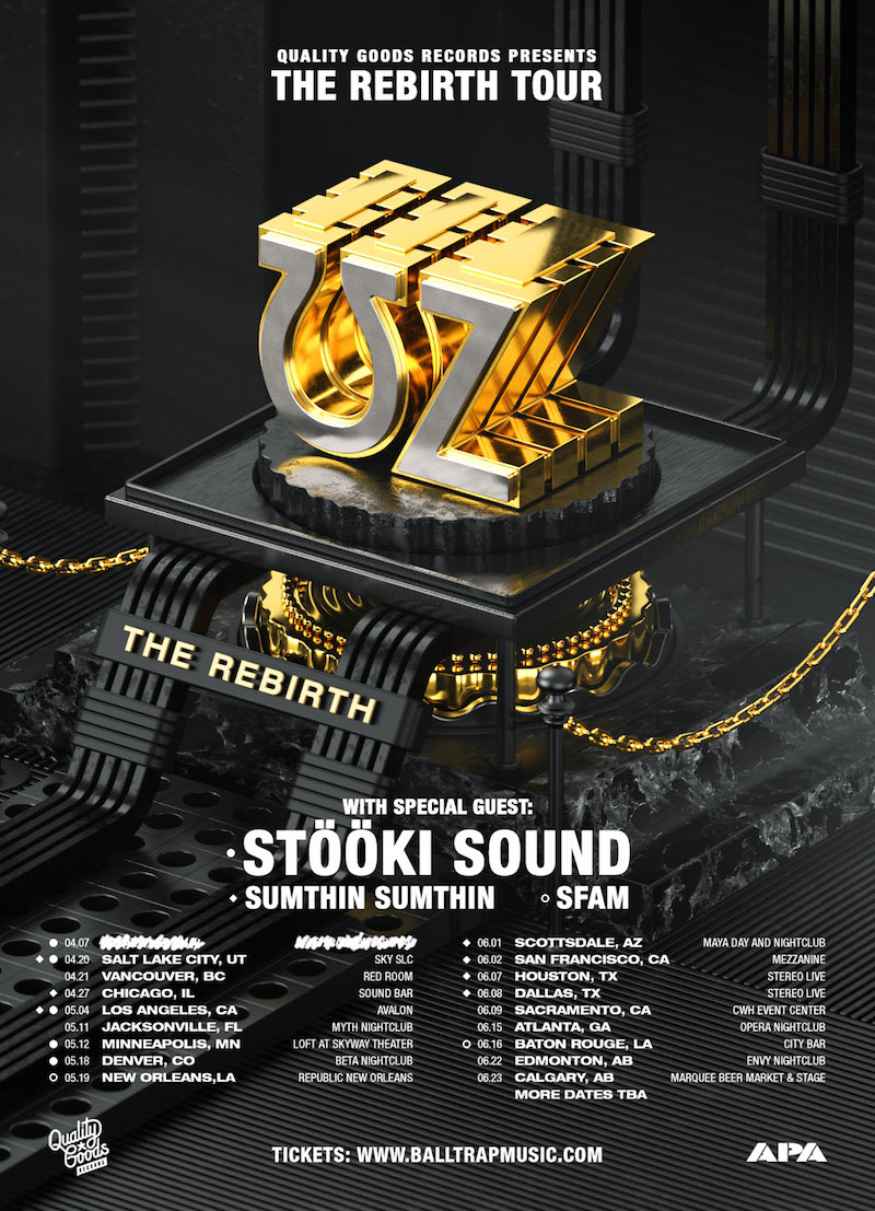 Contest Win An Unmasked Meet And Greet With Uz Two Tickets To