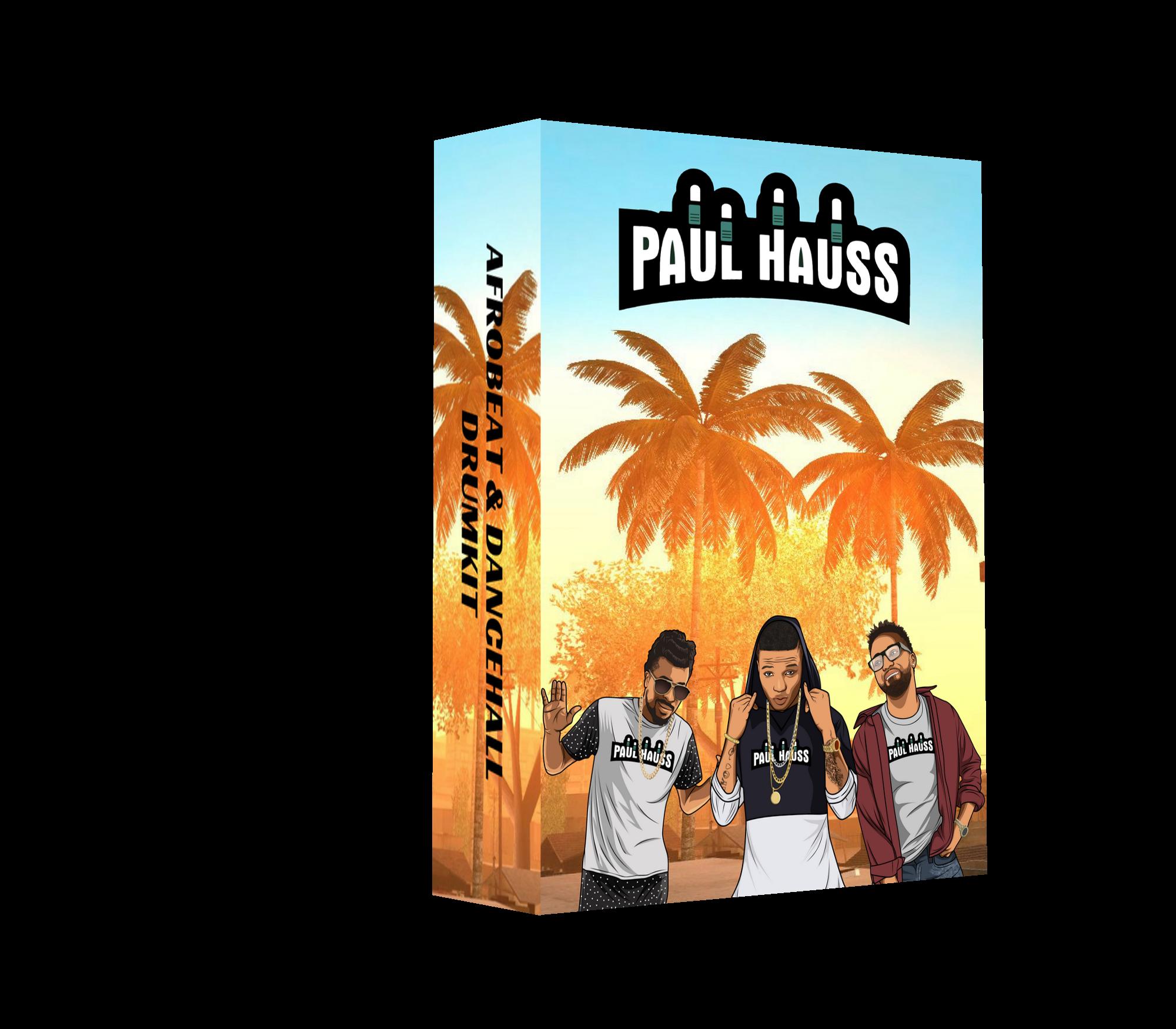 Paul Hauss Afrobeat & Dancehall Drumkit by Paul Hauss - Free