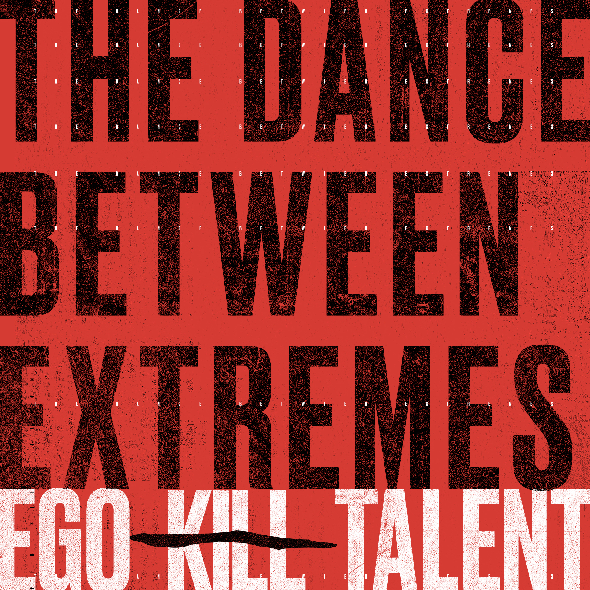 """Listen to """"The Dance Between"""" and pre-order """"The Dance Between Extremes"""" Image"""