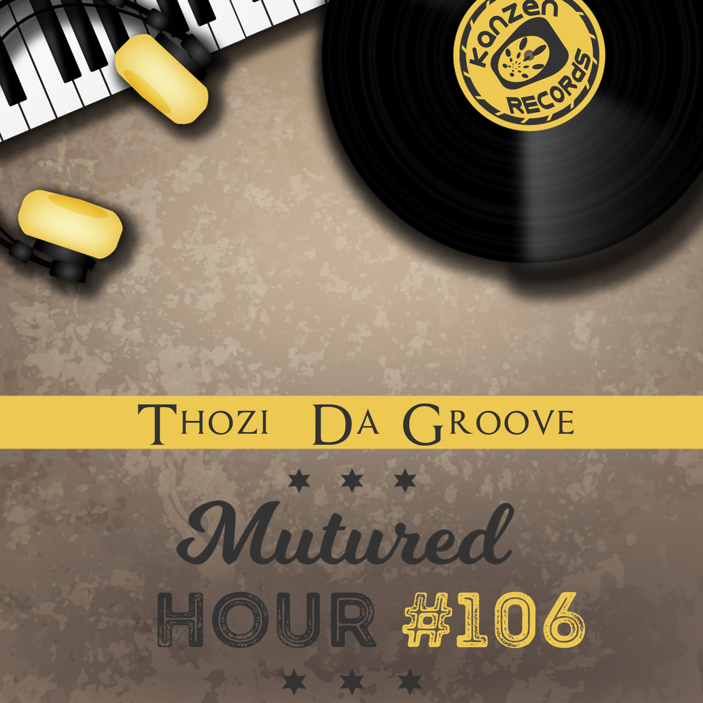 Thozi Da Groove - Matured Hour #106 Image