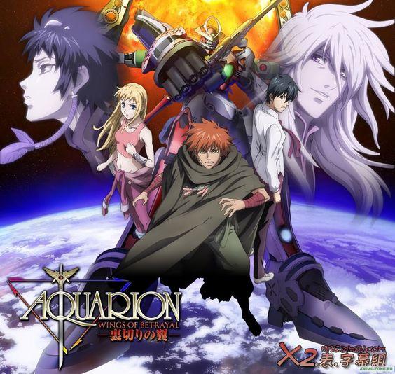 AKINO - Genesis of Aquarion (REDSHiFT Remix) by REDSHiFT Vocaloid
