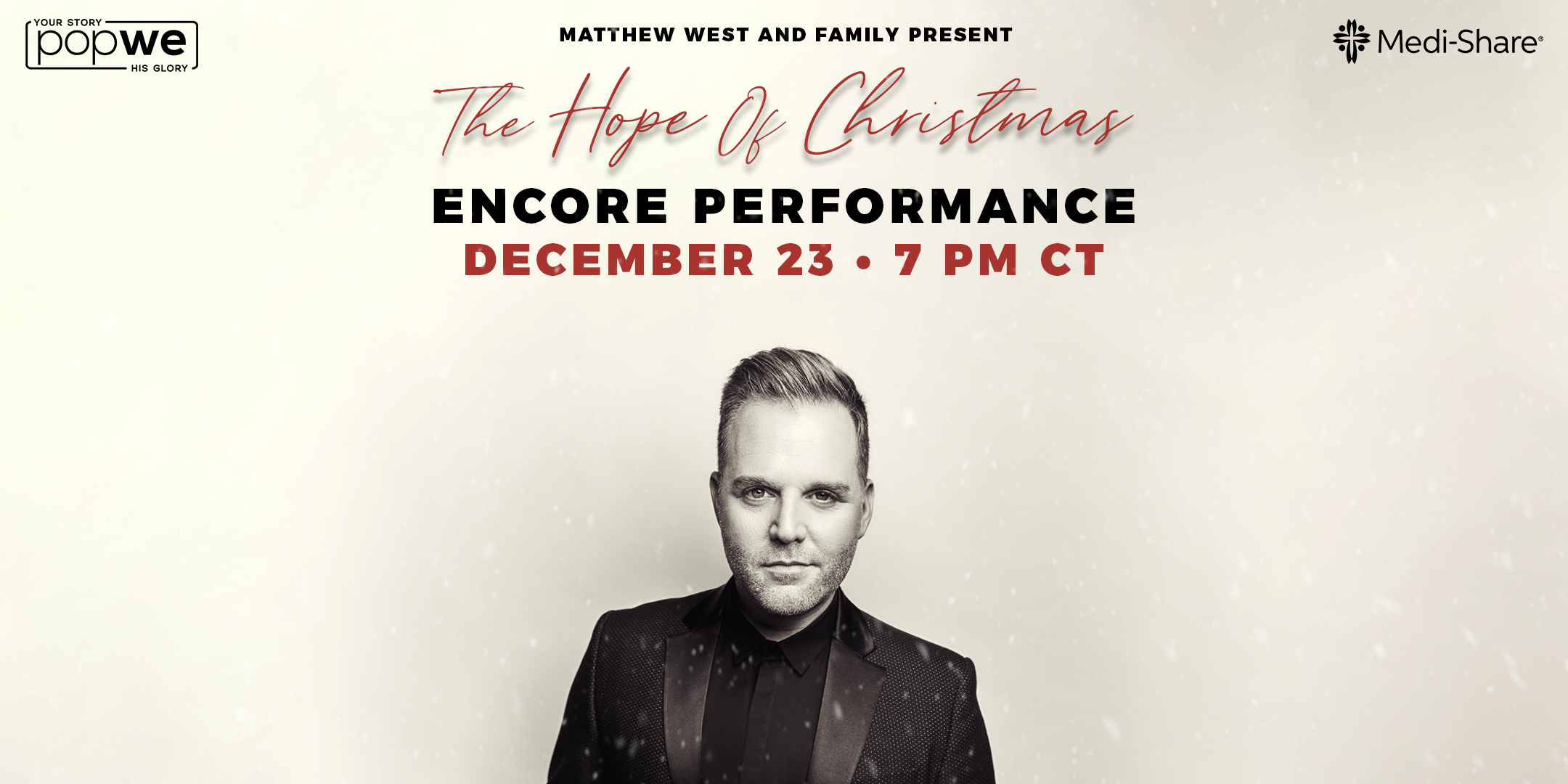 Matthew West & Family present: The Hope of Christmas Image