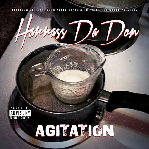 Harrass Da Don  - Agitation Image