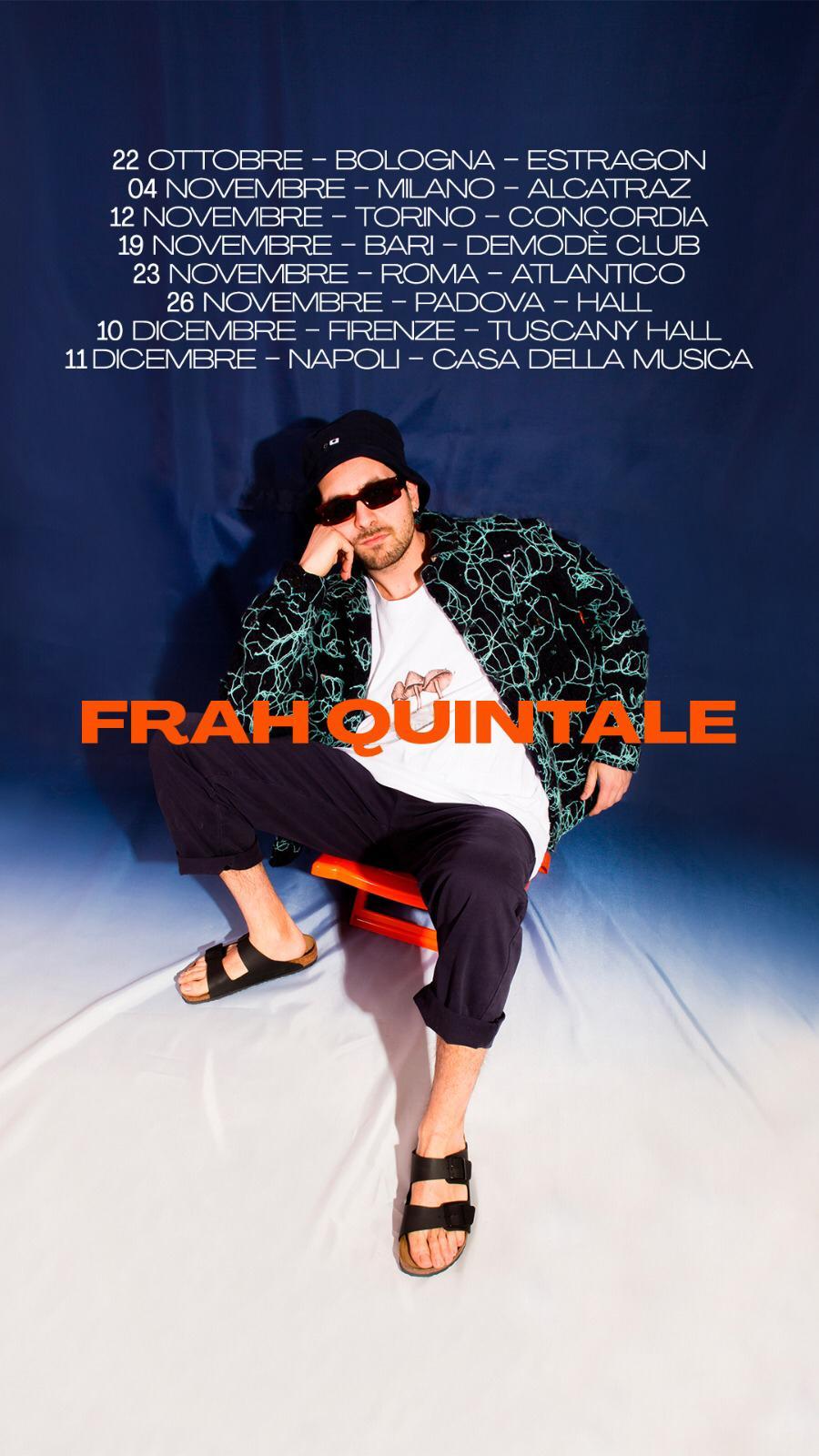 Frah Quintale - Banzai Tour Image