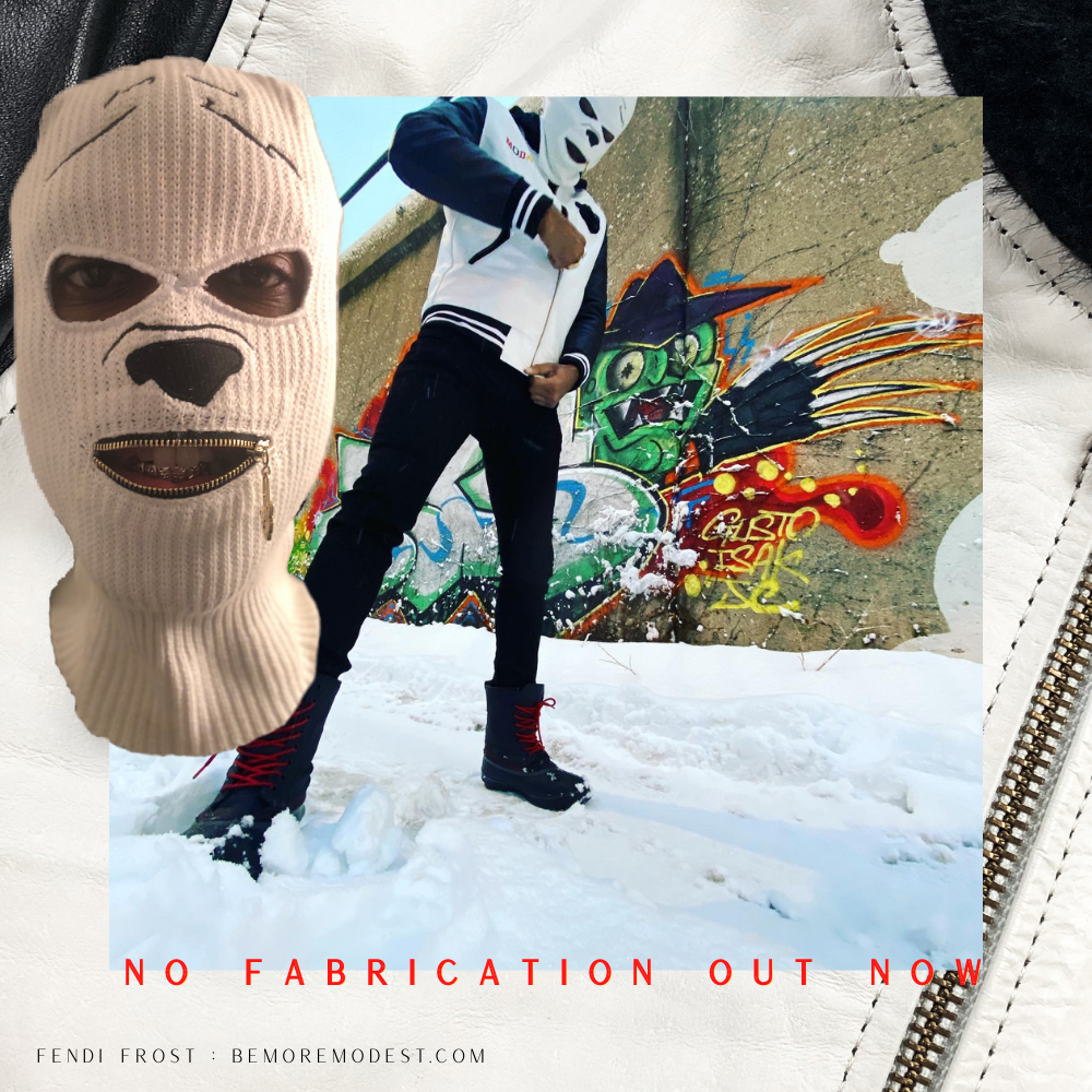 No Fabrication by Fendi Frost on Apple Music Image