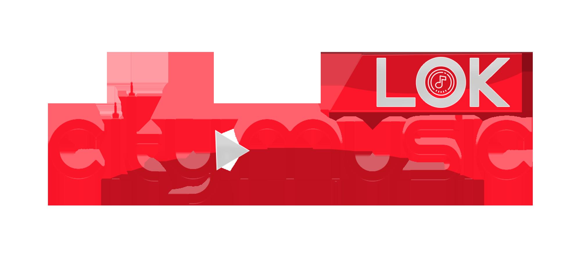 Lokcitymusic Logo