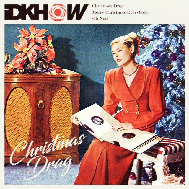 Christmas Drag Image