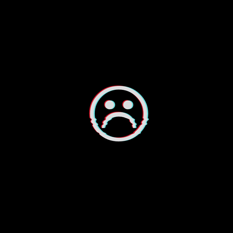 картинки грустный смайлик на черном фоне видом деятельности компании