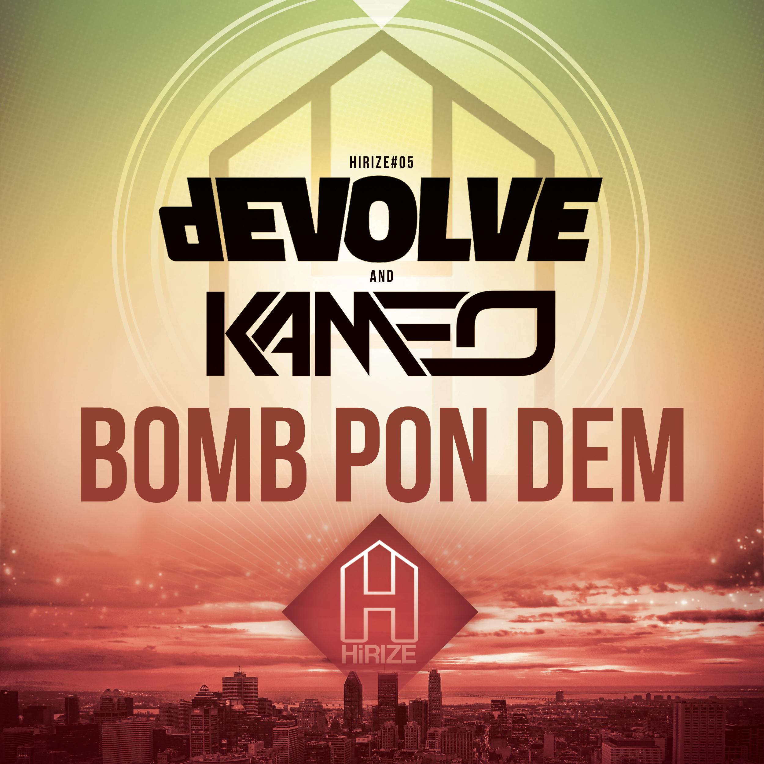Bomb Pon Dem Free Download By DEVOLVE Free Download On ToneDen - Free dem