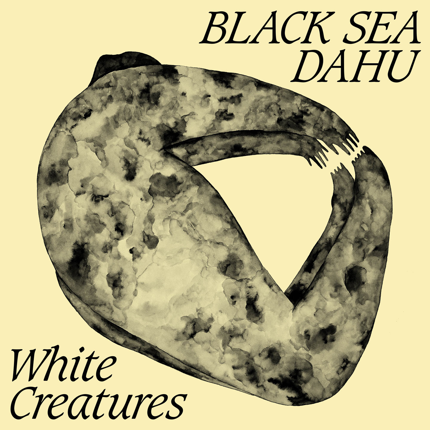 White Creatures by Black Sea Dahu