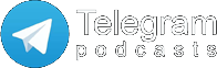 Telegram Podcasts Logo
