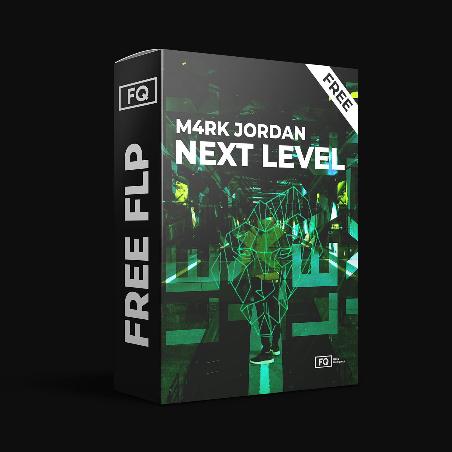 M4rk Jordan - Next Level [FREE FLP DOWNLOAD] Image