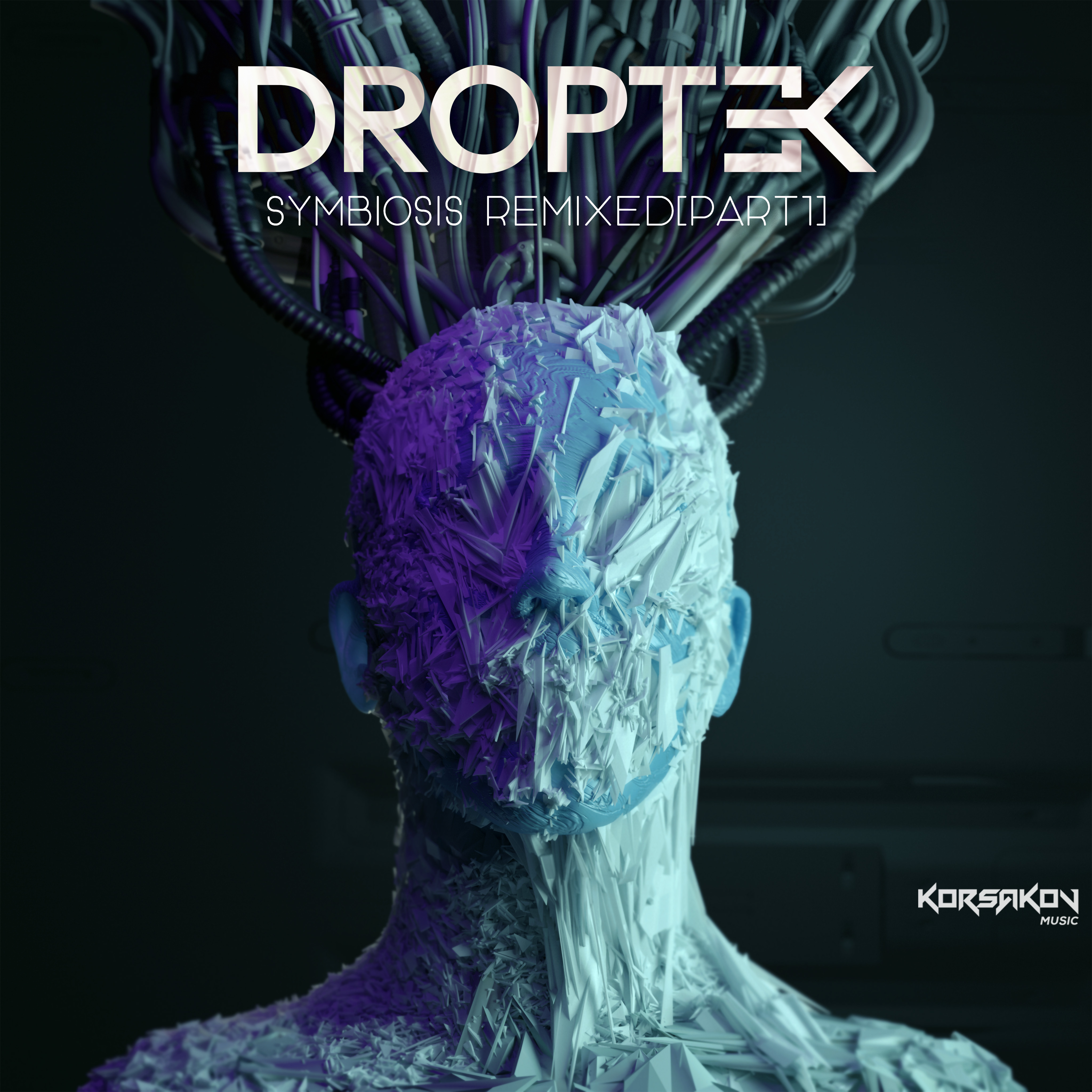 Droptek - Symbiosis Remixed Part 1 Image