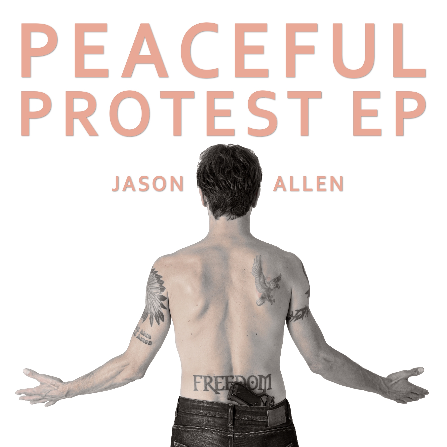 Peaceful Protest EP Image