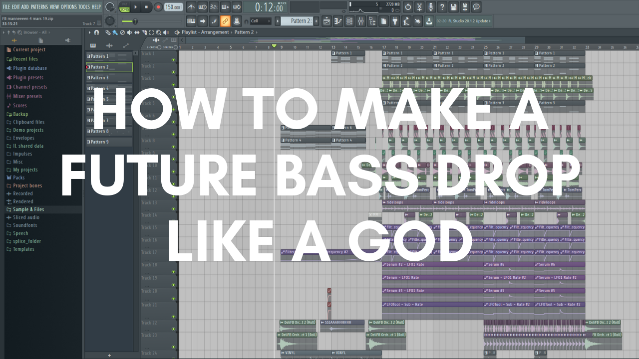 How To Make Bass Fl Studio 20