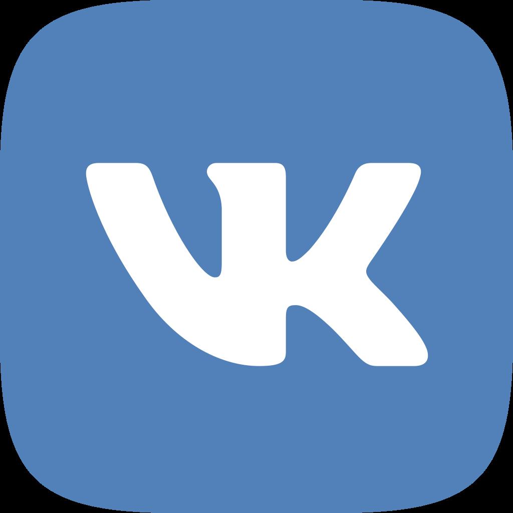 VK (Russia) Logo