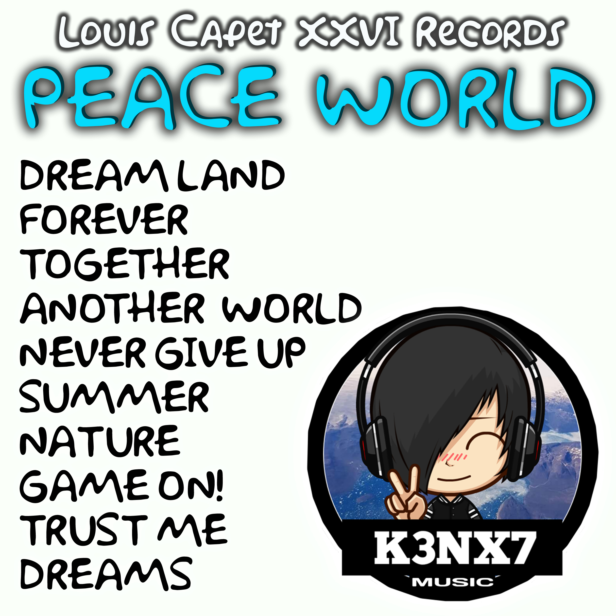 Peace World! Image