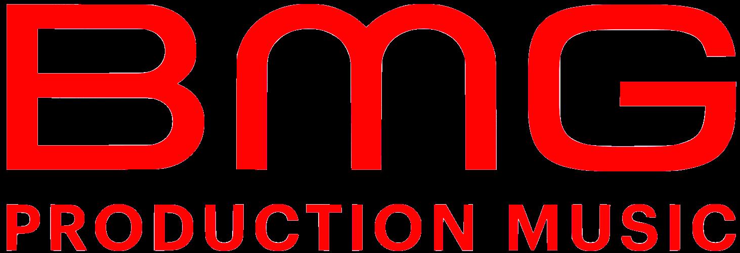 BMG Production Music Logo